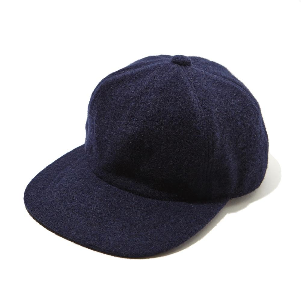 Wool Cap NAVY