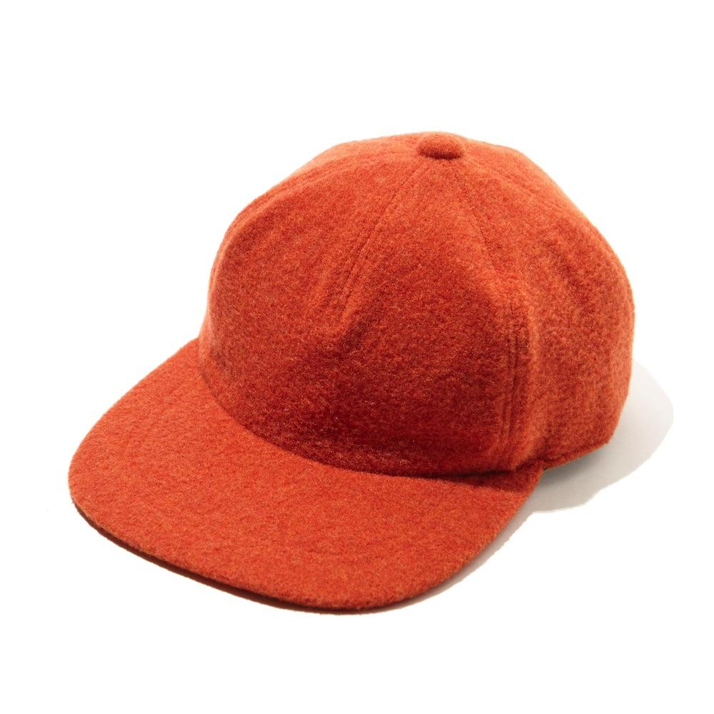 Wool Cap ORANGE