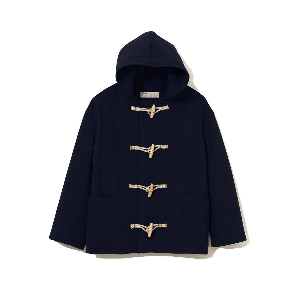 Short Duffle Coat NAVY