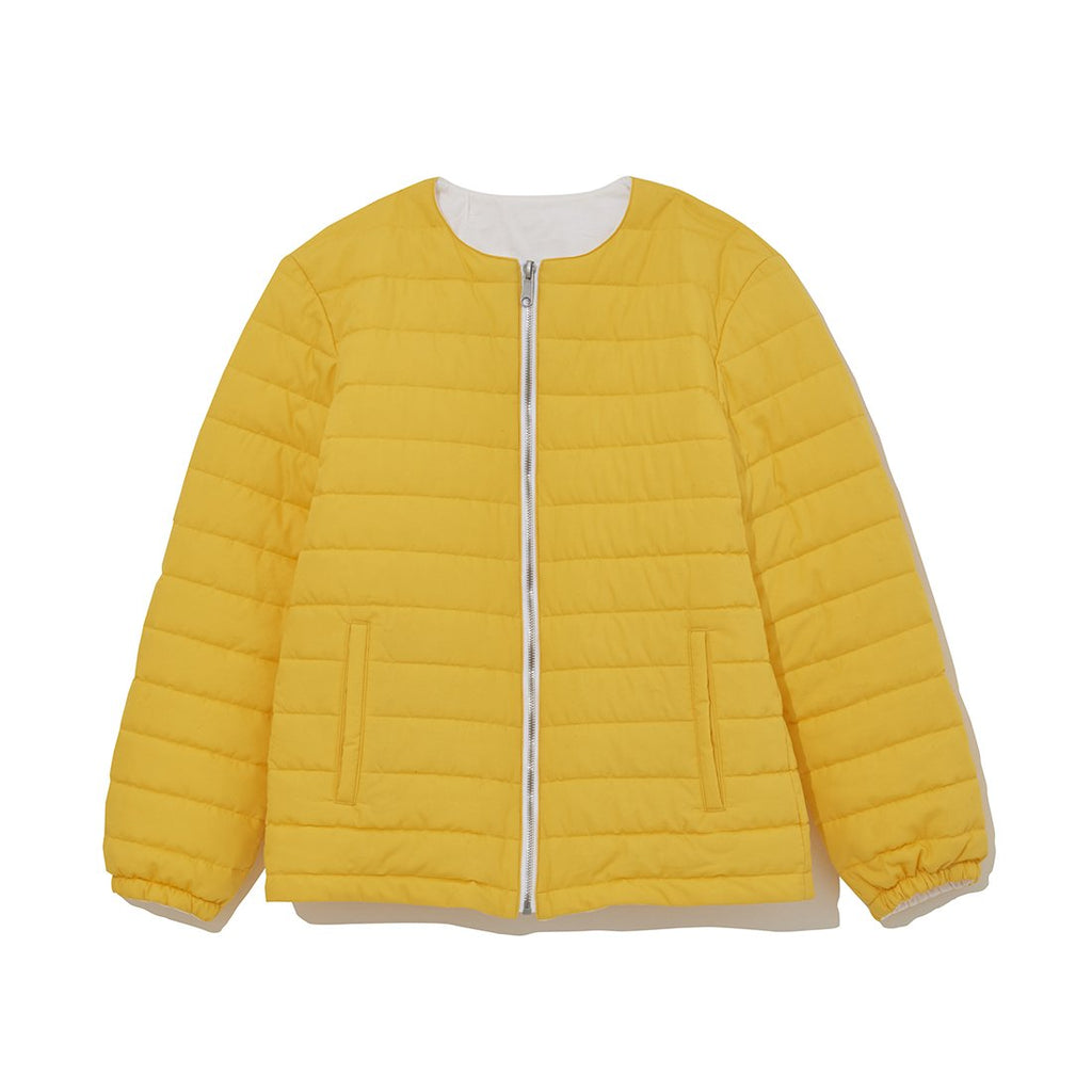 Reversible Puff Blouson YELLOW