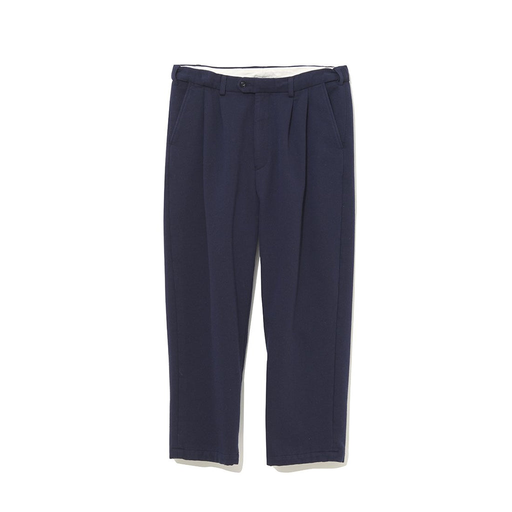 Pleated Pants NAVY