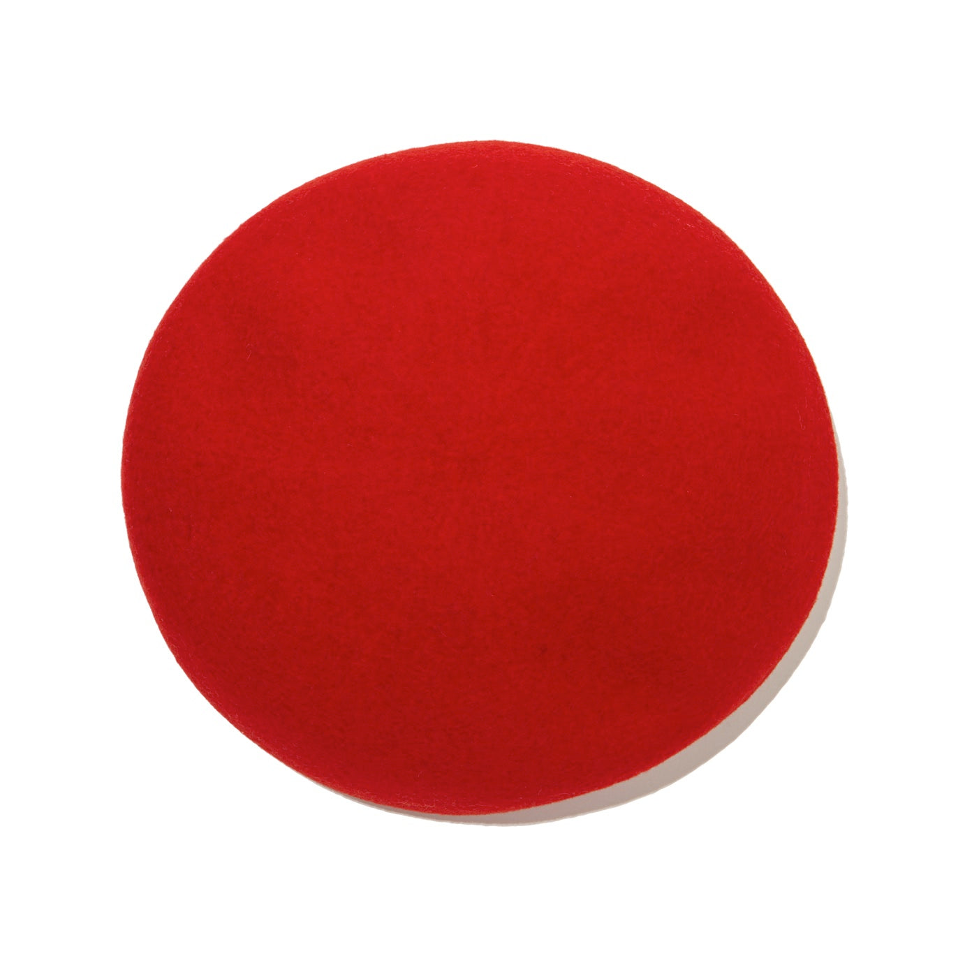 Wool Beret / RED