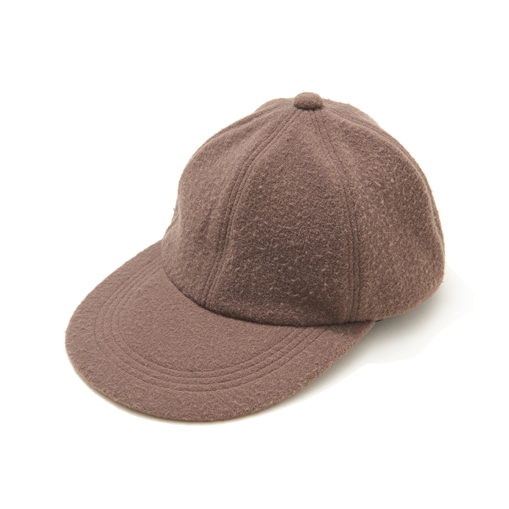 Long Brim Cap / BROWN (19A-NSA-AC-02)
