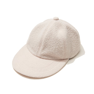 Long Brim Cap / IVORY