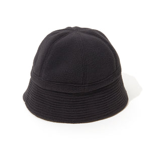 Fleece Hat / BLACK