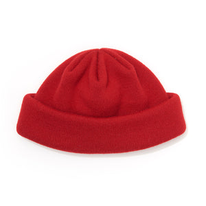 Knit Cap / RED