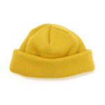 Knit Cap / YELLOW (19A-NSA-AC-04)