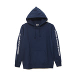 Graphic Sweat Parka / NAVY