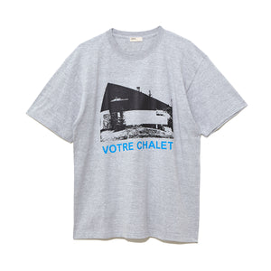 Graphic T-Shirt B / GRAY