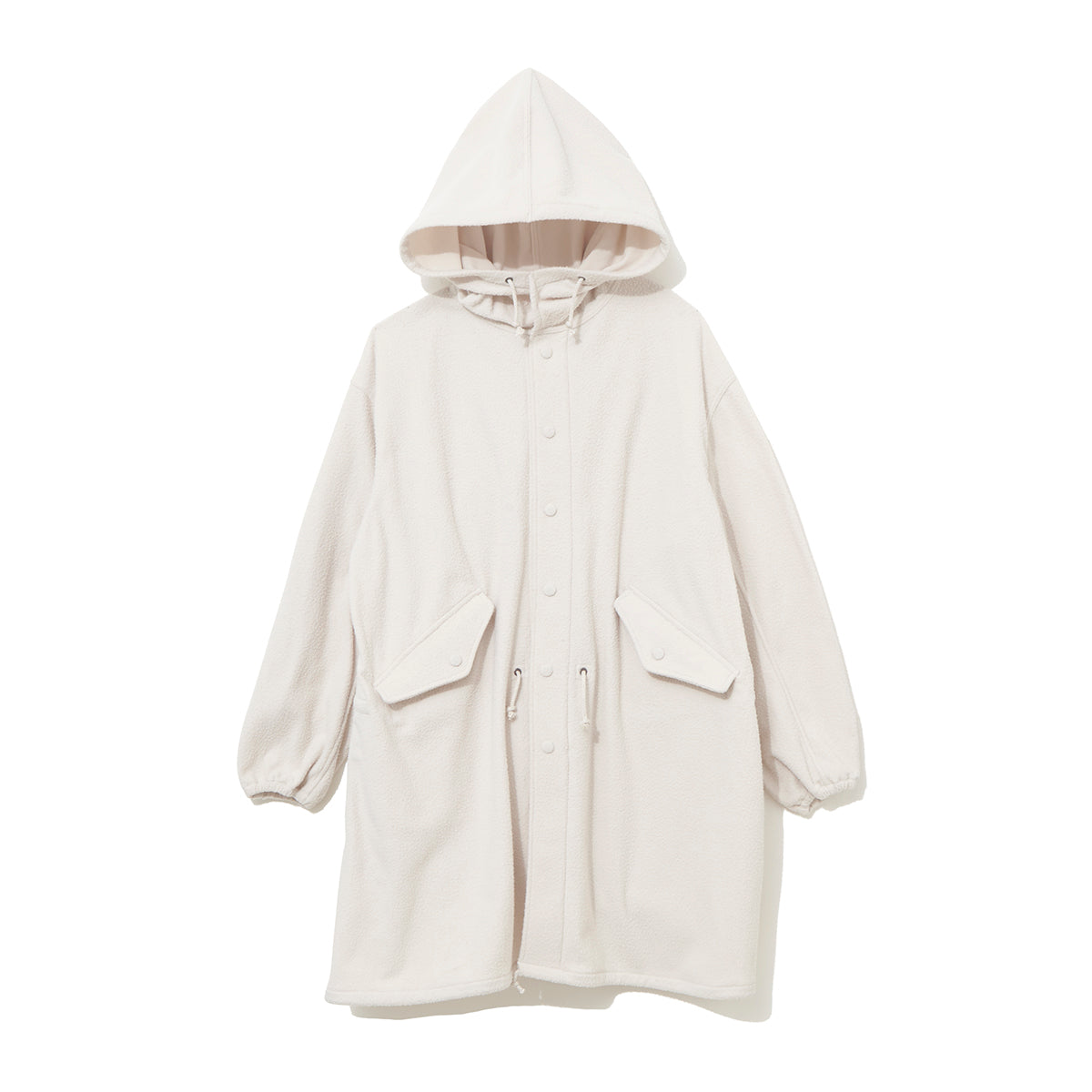 Napping Mods Coat / IVORY (19A-NSA-JK-10)