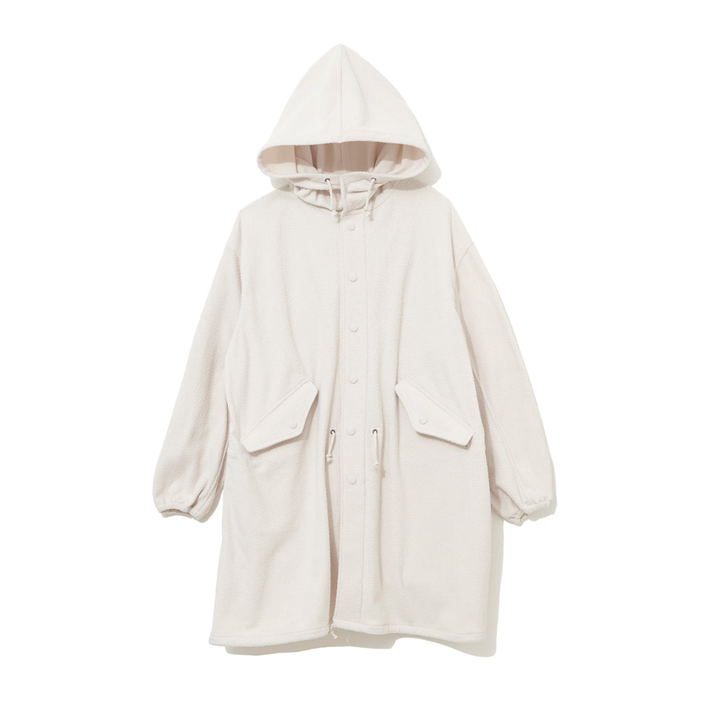 Napping Mods Coat / IVORY