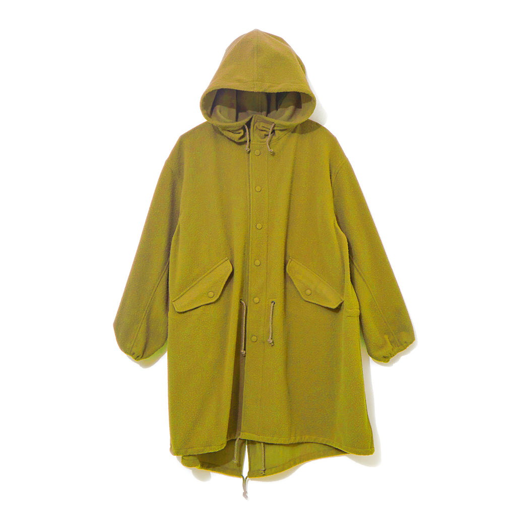 Napping Mods Coat / KHAKI