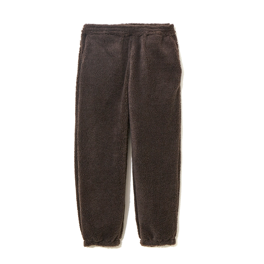 Boa Pants / BROWN