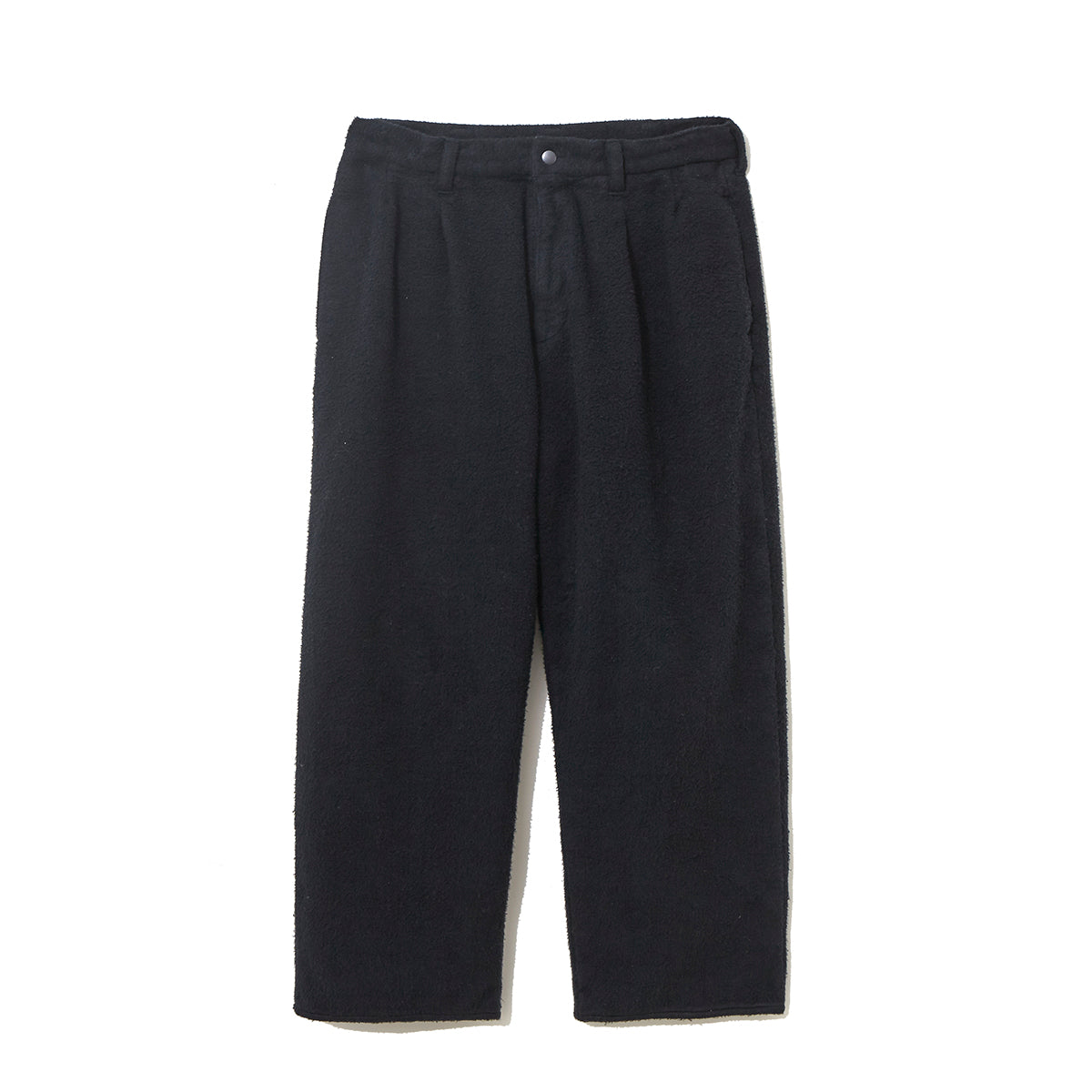 FLEECE PANTS / BLACK ( (19A-NSA-PT-04)
