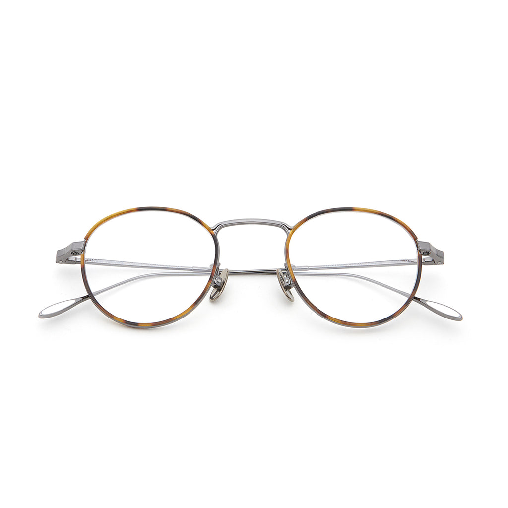 Glasses / (FLAME) BROWN (LENS) CLEAR (19S-NSA-AC-11)