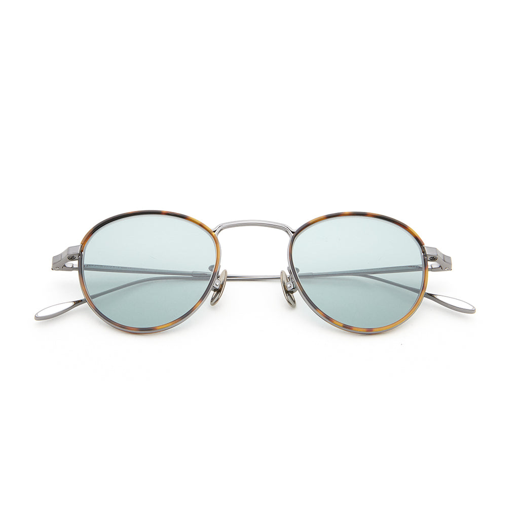 Glasses / (FLAME) BROWN (LENS) GREEN (19S-NSA-AC-12)