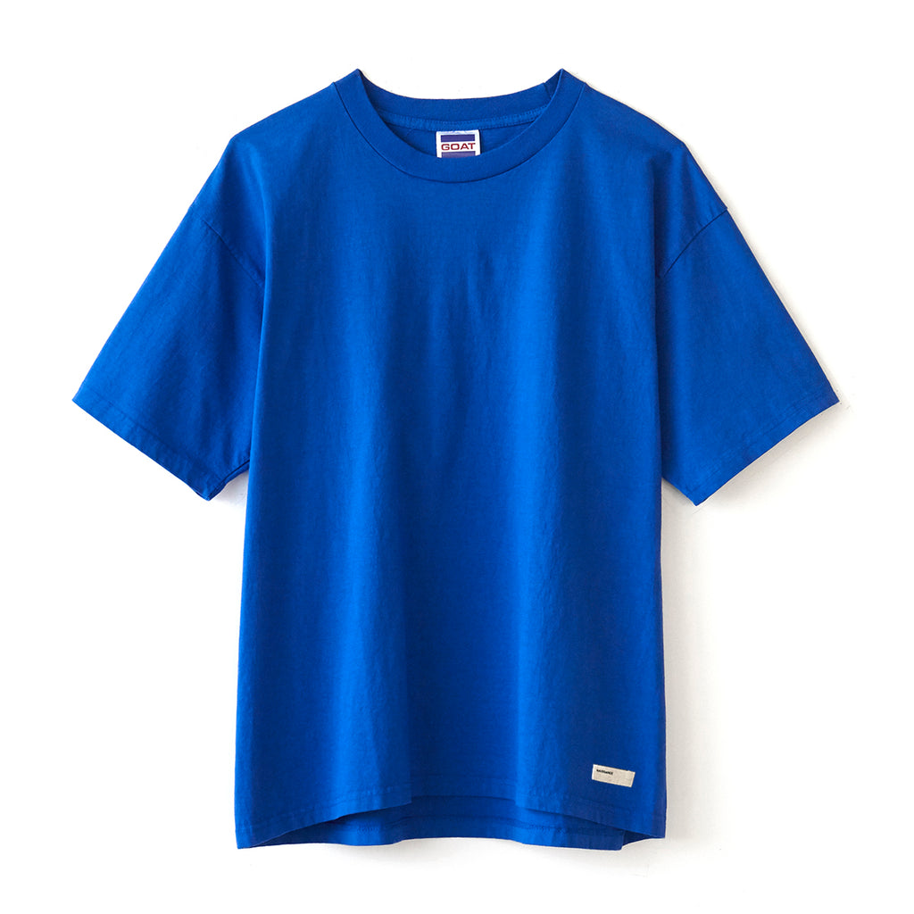 Goat T-Shirt / BLUE