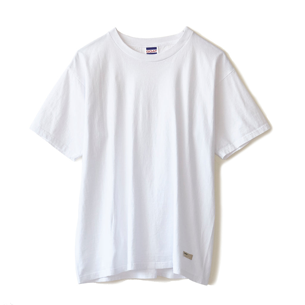 Goat T-Shirt / WHITE