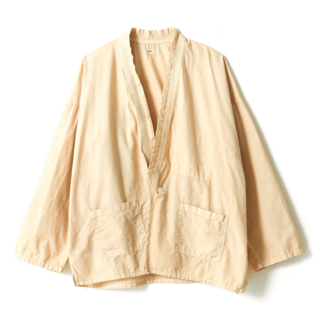 Judo Shirt Jacket / BEIGE