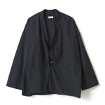 Judo Shirt Jacket / BLACK