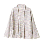 Gima Cotton Cardigan / IVORY