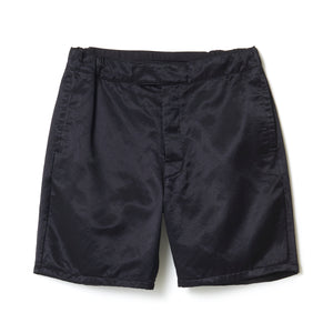 Satin Shorts / BLACK