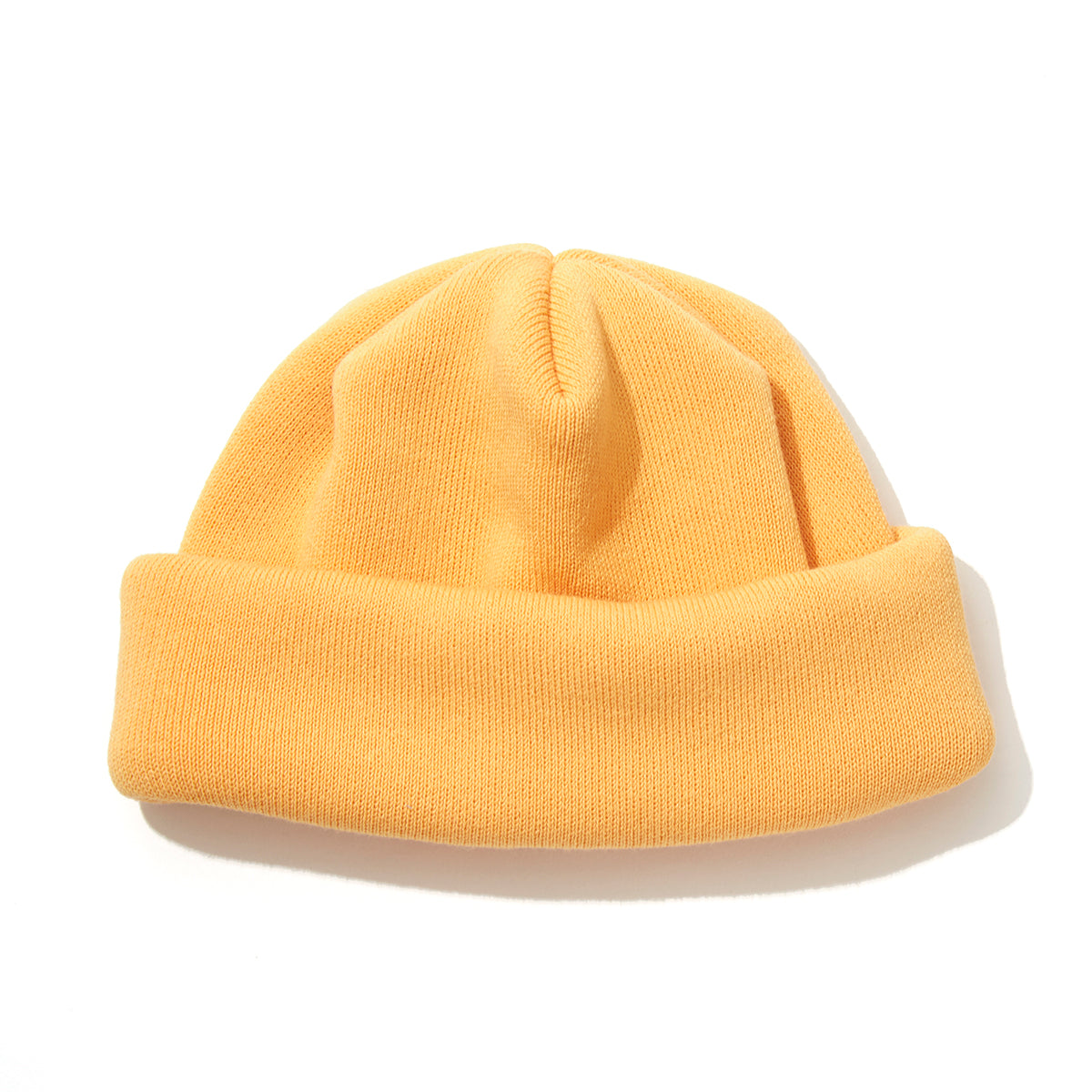 Knit Cap / YELLOW