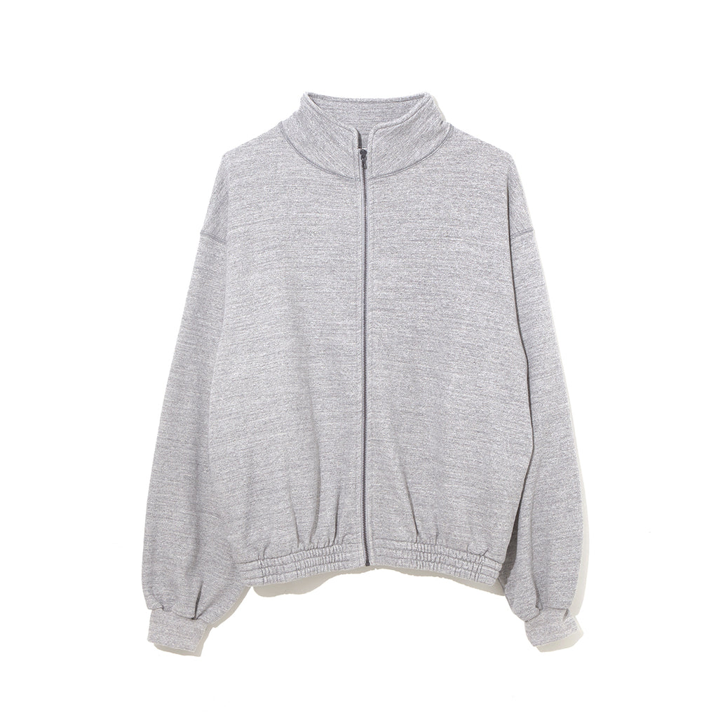 Sweat Zip Up Blouson / GRAY (20S-NSA-CS-01 )
