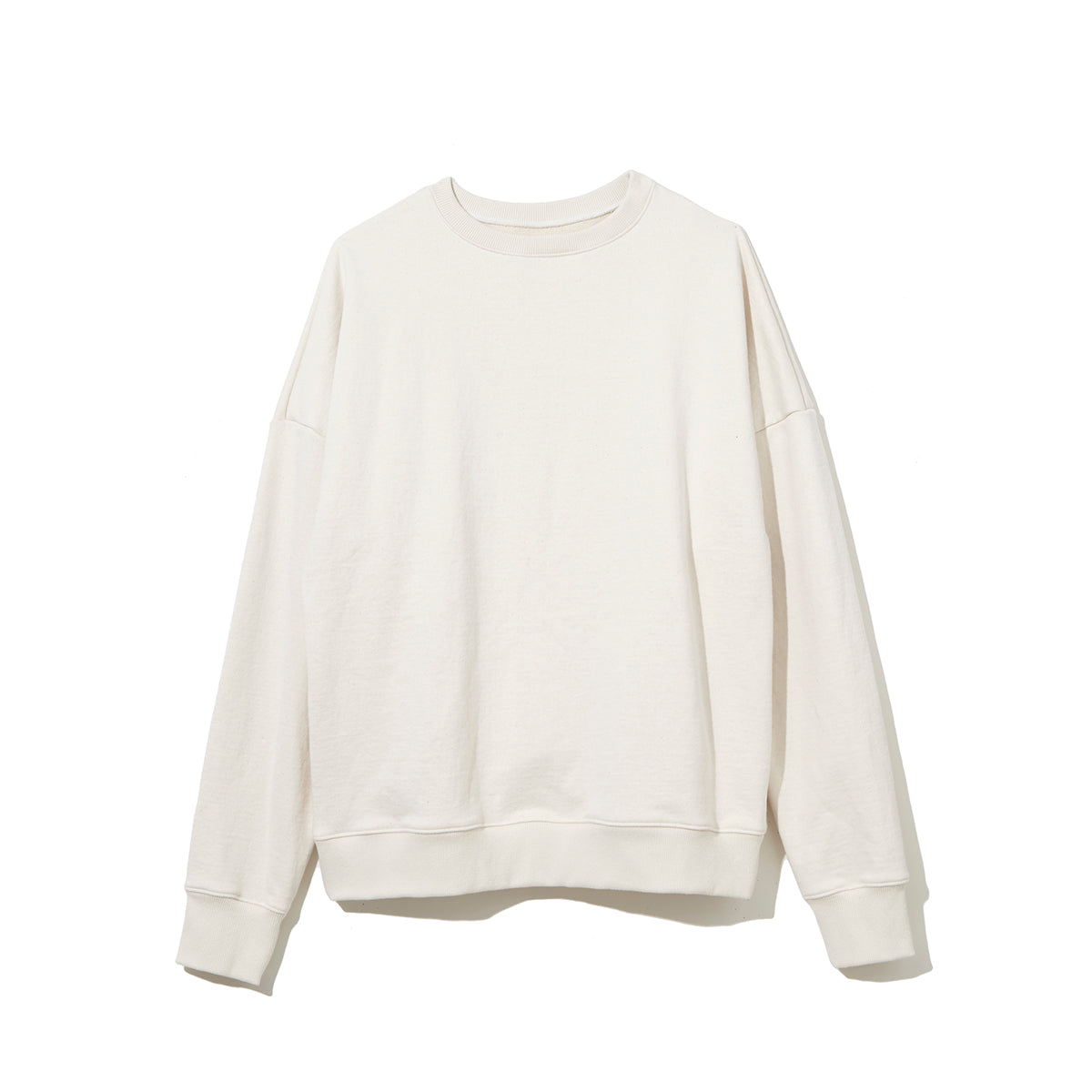 Sweat Cut-Sewn / WHITE (20S-NSA-CS-02)