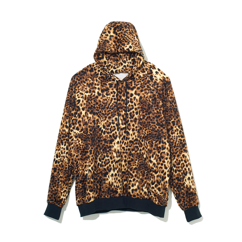 Leopard Parka / YELLOW (20S-NSA-CS-06)