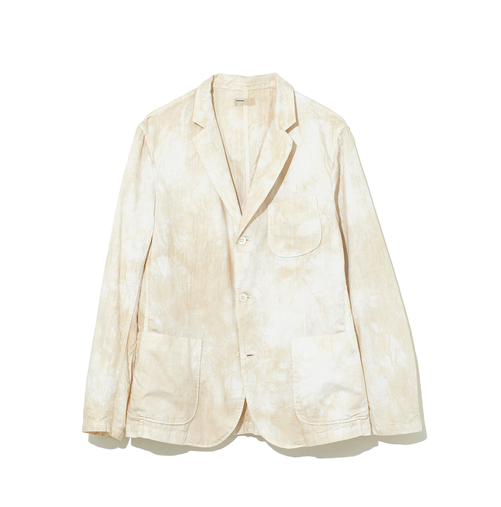 Speckled Dye Jacket / BEIGE (20S-NSA-JK-01)
