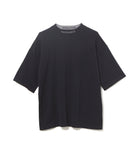 Mock Neck Knit / BLACK (20S-NSA-KN-02)