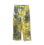 Pattern Pants / GREEN (20S-NSA-PT-02)