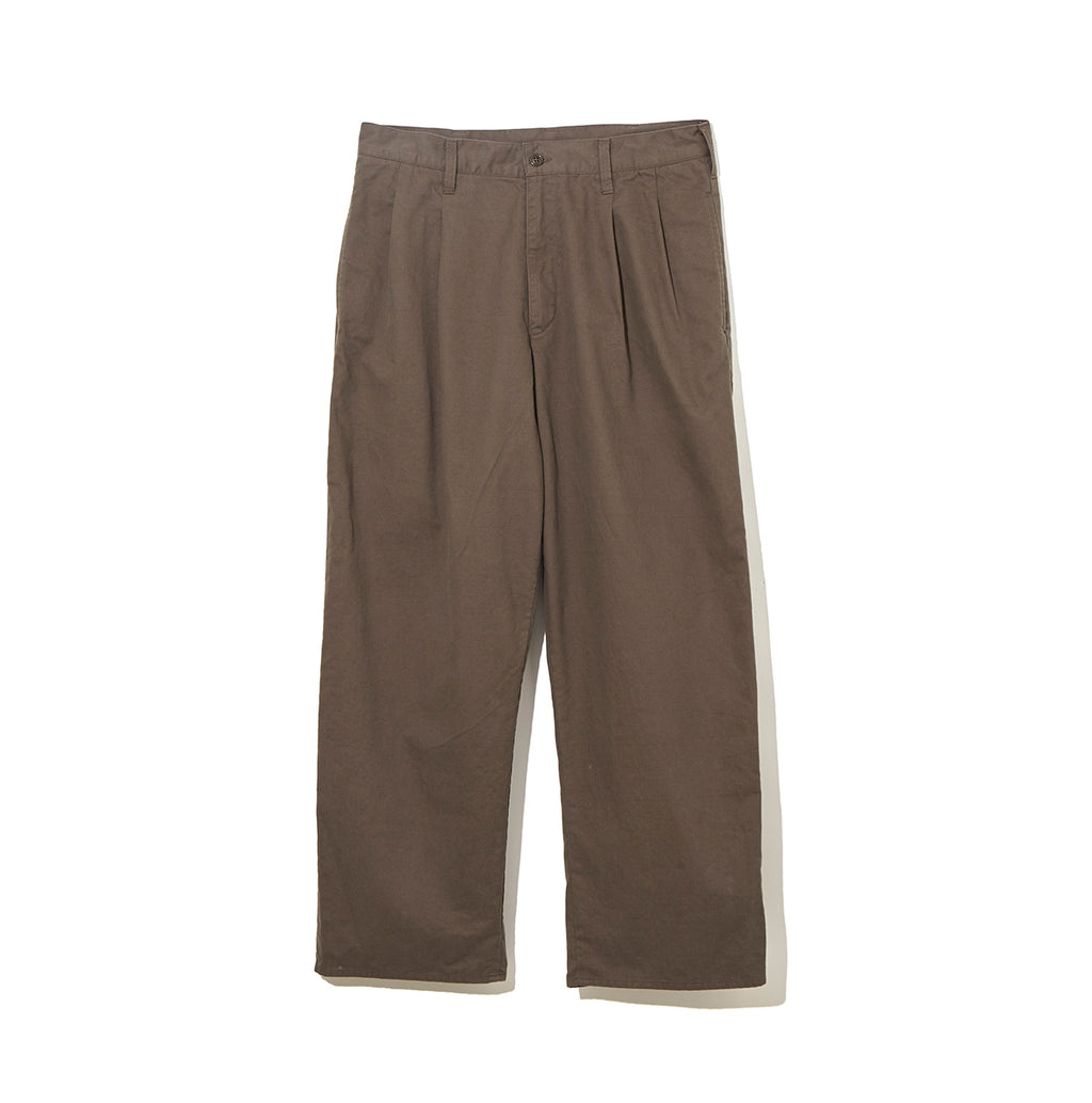 Organic Cotton Pants / KHAKI (20S-NSA-PT-04)