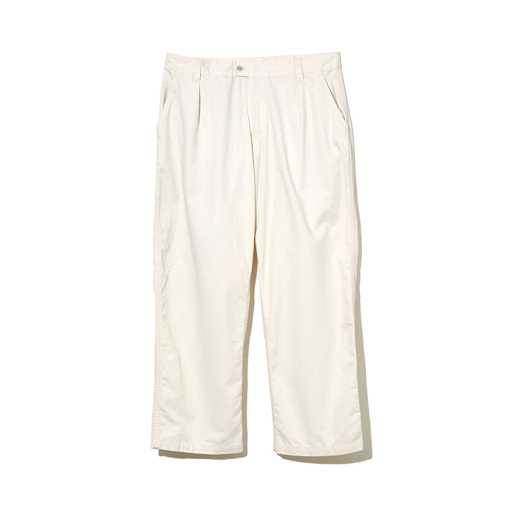 Work Pants / WHITE (20S-NSA-PT-05)
