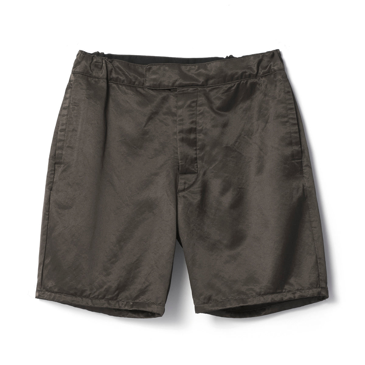 Satin Shorts / GRAY (20S-NSA-PT-10)