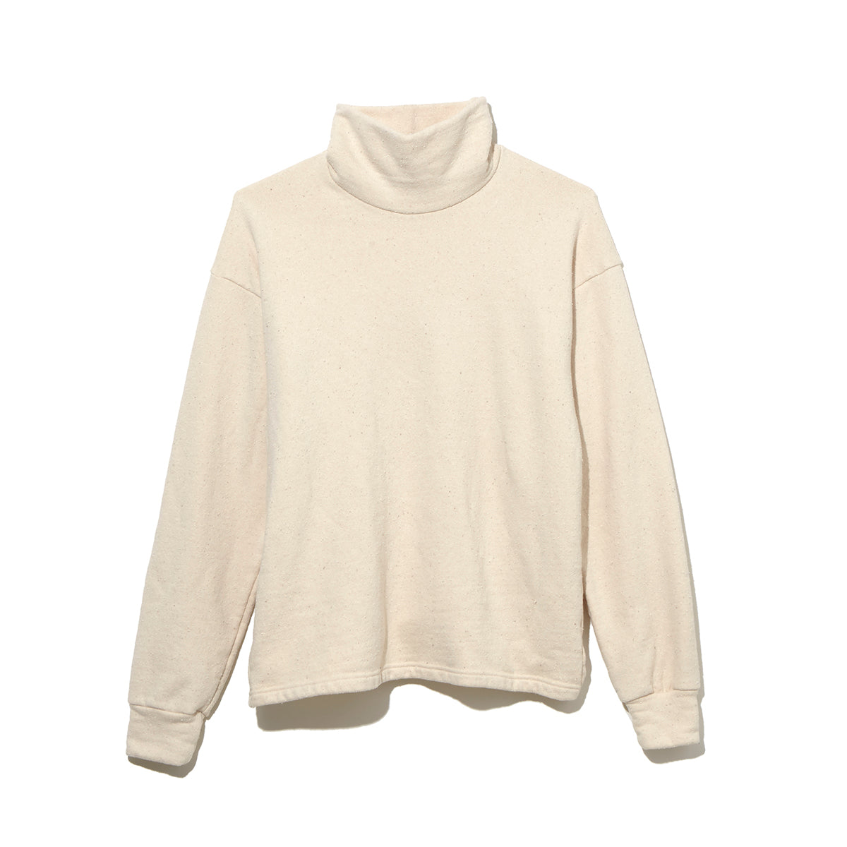 NEP TURTLE NECK / BEIGE (21A-NSA-CS-04)