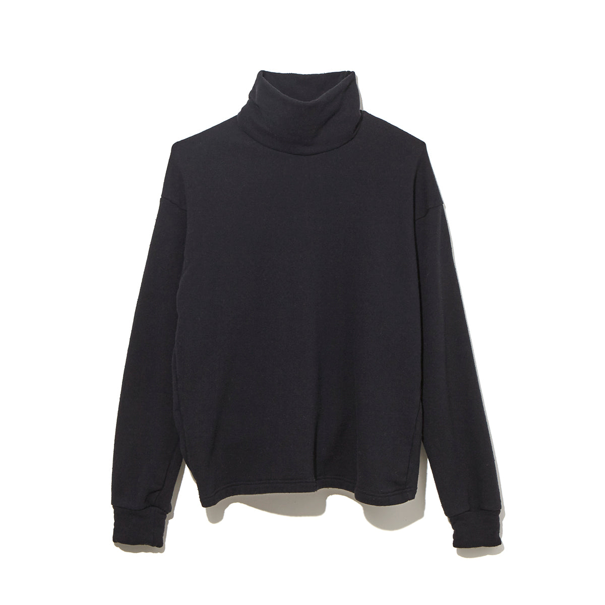 NEP TURTLE NECK / BLACK (21A-NSA-CS-04)