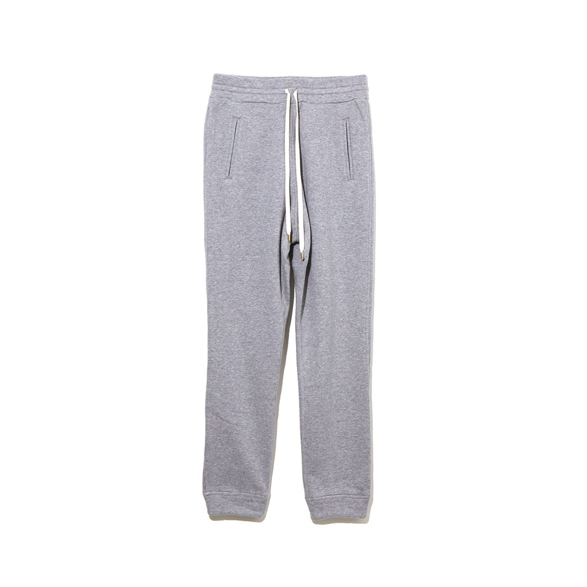 SHEEP FLEECE PANTS / GRAY (21A-NSA-CS-06)