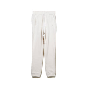 SHEEP FLEECE PANTS / WHITE (21A-NSA-CS-06)