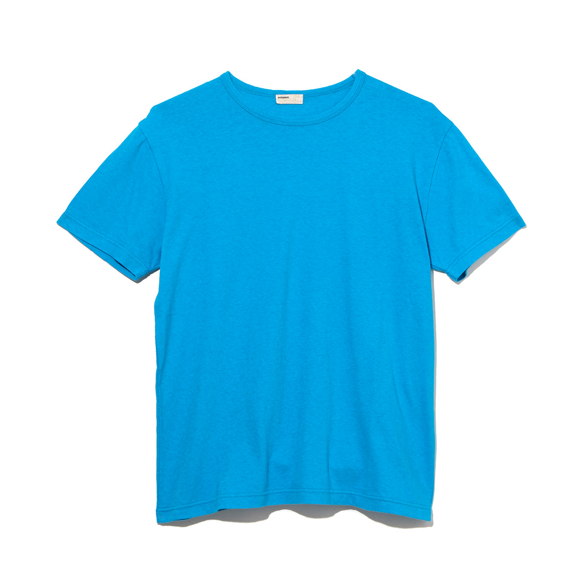 SLUB T-SHIRT / BLUE (21A-NSA-CS-13)