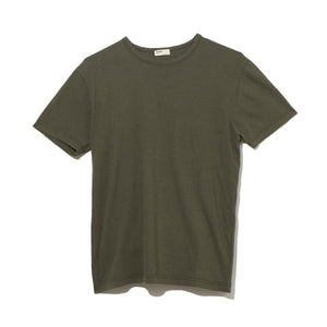 SLUB T-SHIRT / GREEN (21A-NSA-CS-13)