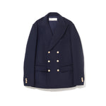 DOUBLE JACKET / NAVY (21A-NSA-JK-01)