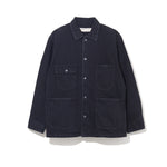 WORK JACKET / BLACK (21A-NSA-JK-02)
