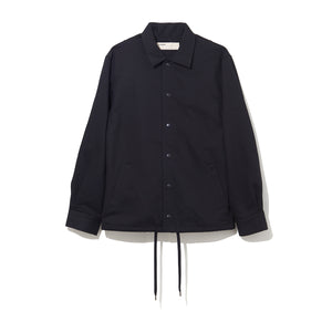 KERSEY COACH JACKET / BLACK (21A-NSA-JK-04)