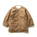 REVERSIBLE COAT / KHAKI (21A-NSA-JK-06)