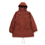 MOLESKIN COAT / BROWN (21A-NSA-JK-07)