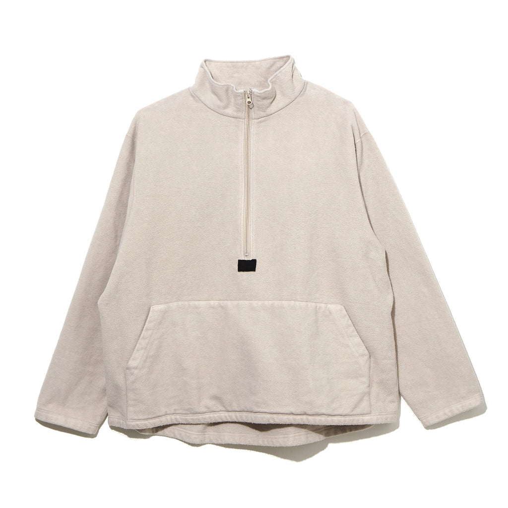 FLEECE JACKET / GRAY (21A-NSA-JK-09)