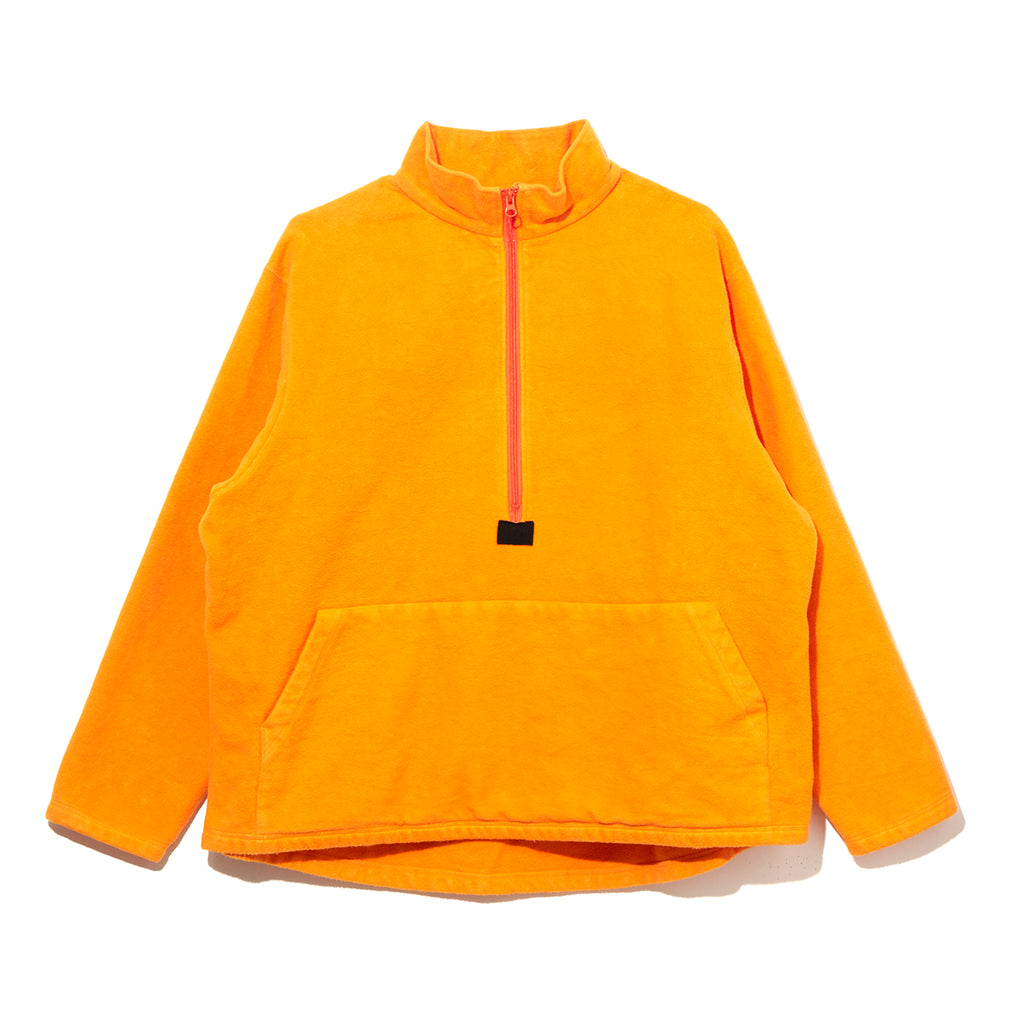 FLEECE JACKET / ORANGE (21A-NSA-JK-09)
