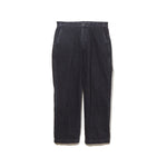 WORK PANTS / BLACK (21A-NSA-PT-02)